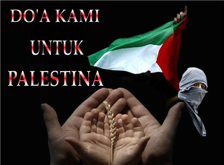Khutbah Jumat : Doa Kami Untuk Palestina