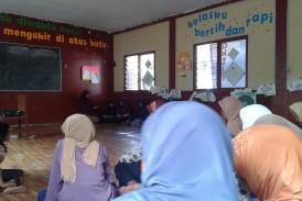 Bakti Sosial Lembaga Muslimah Wahdah Islamiyah Wilayah Yogyakart