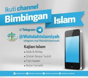 Ikuti Channel Telegram