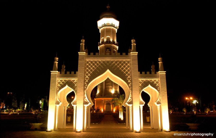 Adab Ke Masjid Wahdah Islamiyah