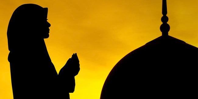 7700 Gambar Kartun Muslim Berdoa HD