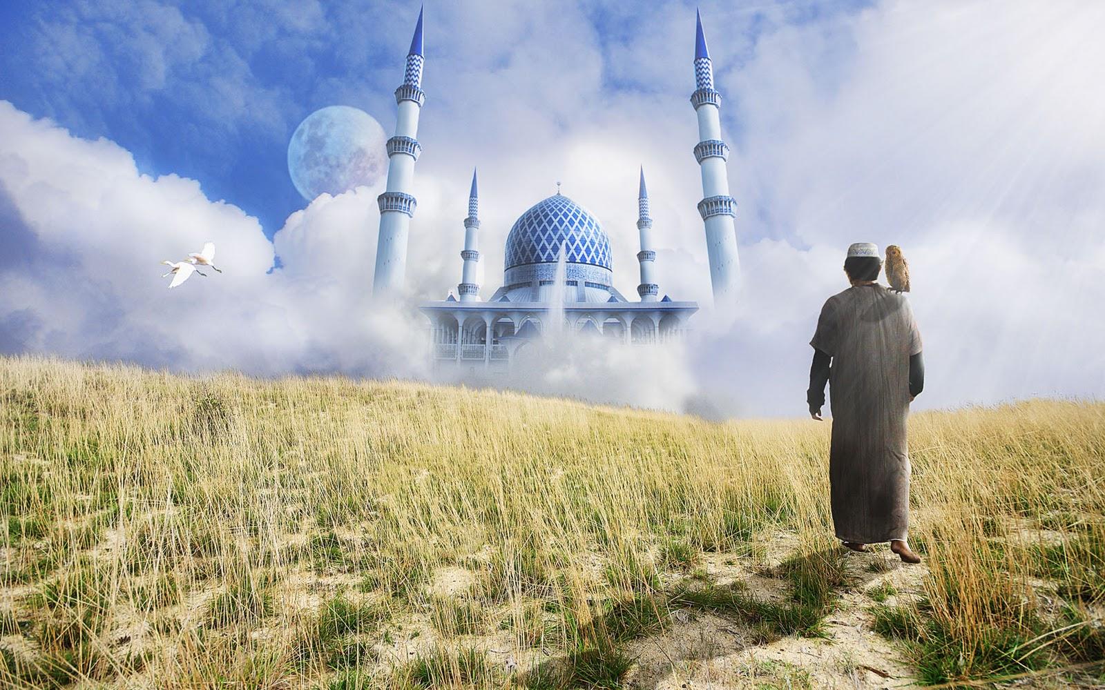 Картинки природа о ислам