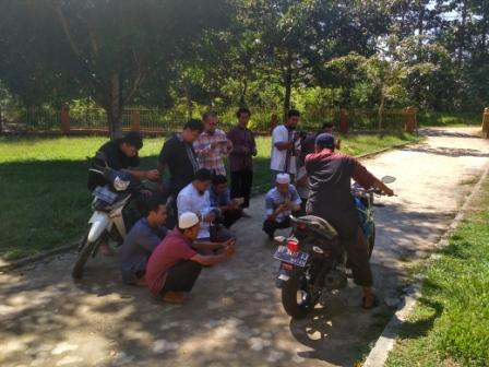 praktek pengambilan video utk film pendek - workshop dakwah media - wahdah islamiyah sulawesi tenggara