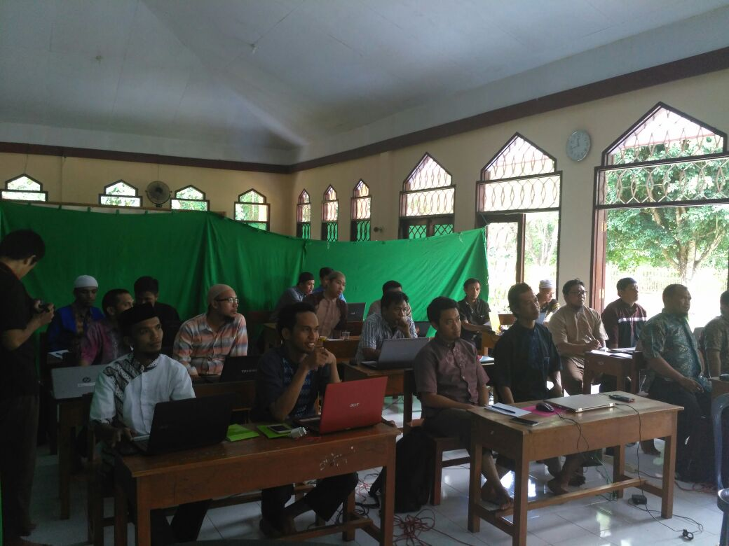 workshop dakwah media wahdah islamiyah sulawesi tenggara