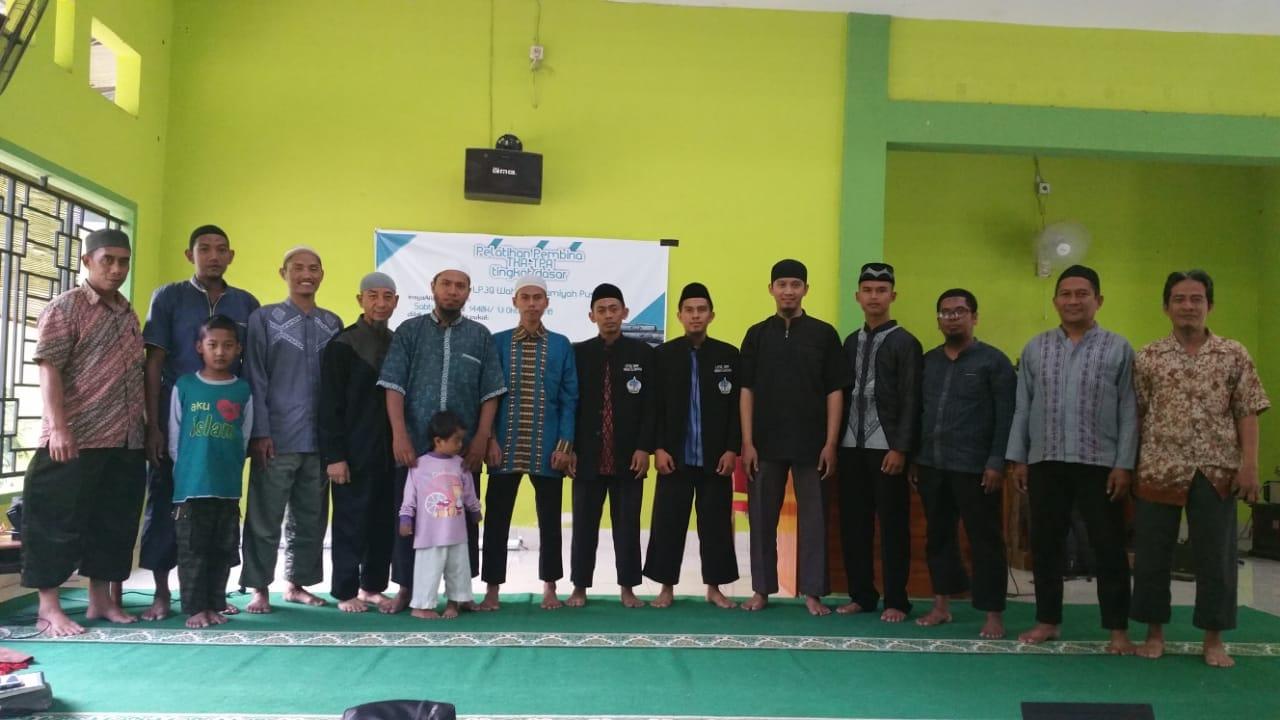 Pelatihan pembina TKA-TPA wahdah islamiyah maros-1