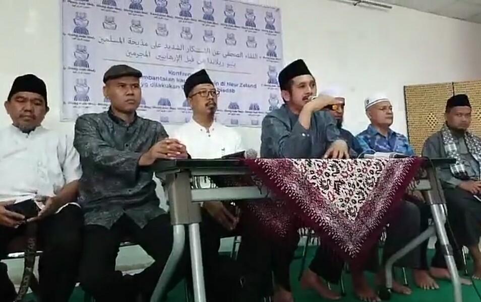 Pembantaian Di Selandia Baru: Ustadz Zaitun: Penembakan Jamaah Masjid Di Selandia Baru